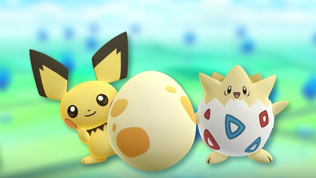 Pokémon GO confirma la llegada de los primeros Pokémon de la segunda generación