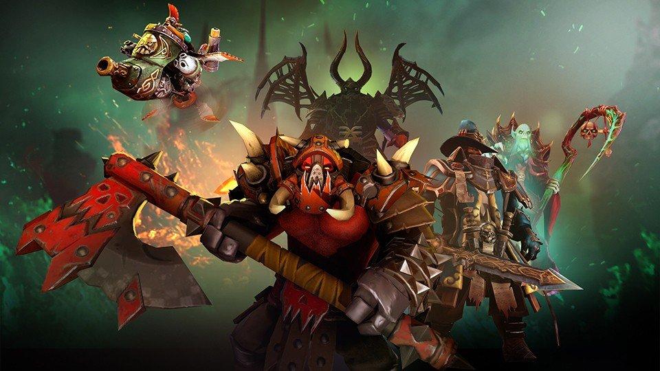 DOTA 2: Los modders se enfrentan a Valve por disminuir sus ganancias sin consultarles