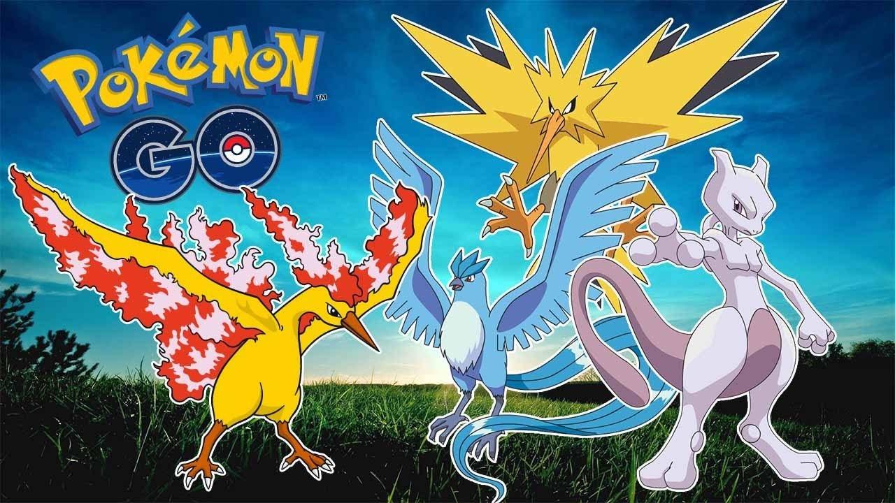 Niantic confirma los Pokémon legendarios y las batallas entre jugadores para Pokémon GO