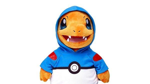 Pokémon: Charmander se disfraza en estos adorables peluches