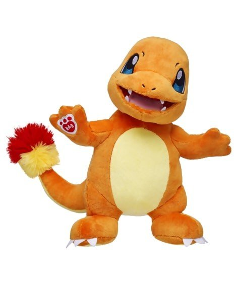 Pokémon: Charmander se disfraza en estos preciosos peluches