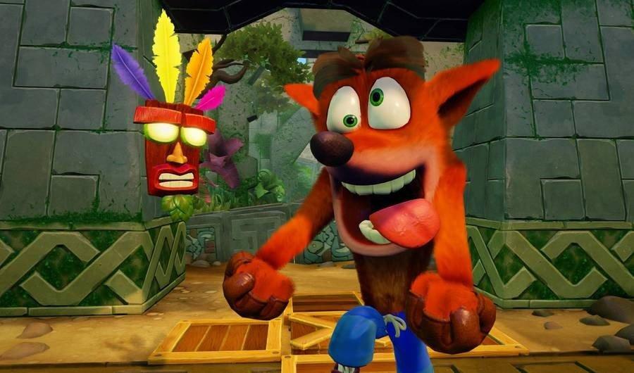 AlfaBetaTOP: Crash Bandicoot es uno de los videojuegos más esperados