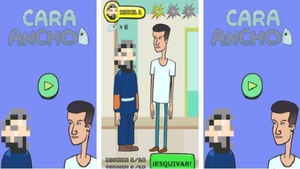 Cara Anchoa, el videojuego inspirado en el caso del youtuber y el repartidor