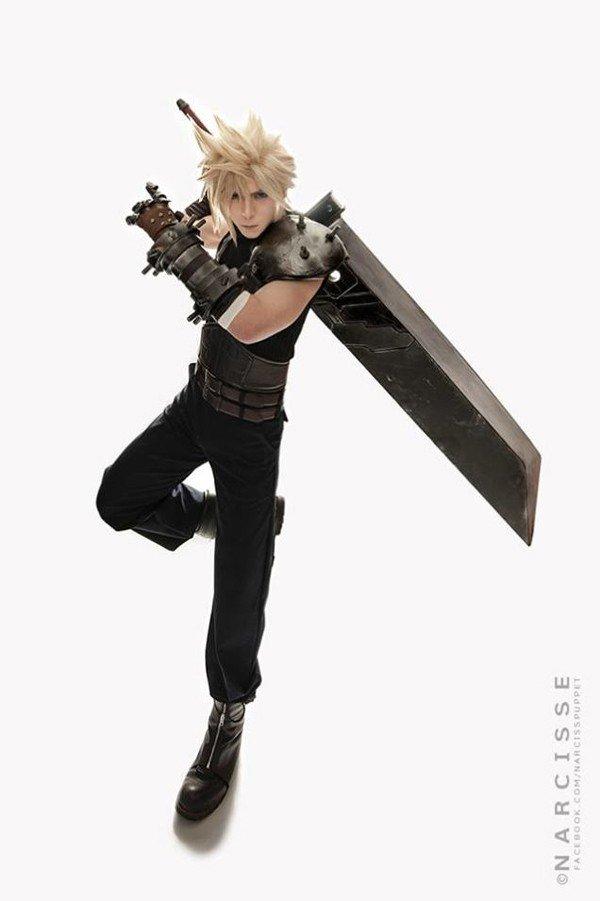Final Fantasy VII: Uno de los mejores cosplays que hay de Cloud