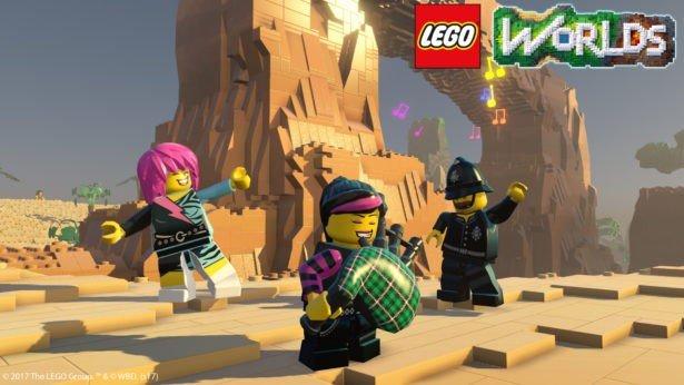Construir con LEGO nunca fue tan divertido