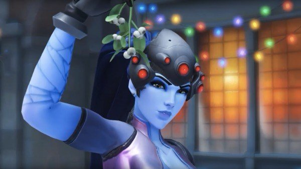 Overwatch: La intro navideña de Widowmaker triunfa entre los fans