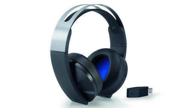 Sony presenta sus auriculares 3D para PlayStation 4