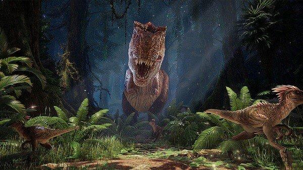 ARK: Survival Evolved ofrecerá una experiencia de realidad virtual en PlayStation 4