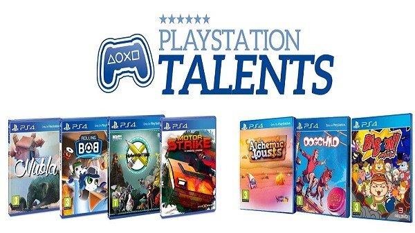 PlayStation Talents presenta las propuestas de los estudios indies españoles para Navidad