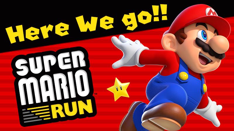 Super Mario Run ya está disponible para móviles iOS