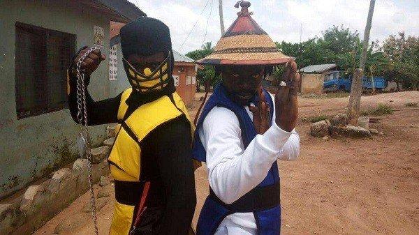 Mortal Kombat cuenta con una versión ghanesa que te dejará boquiabierto