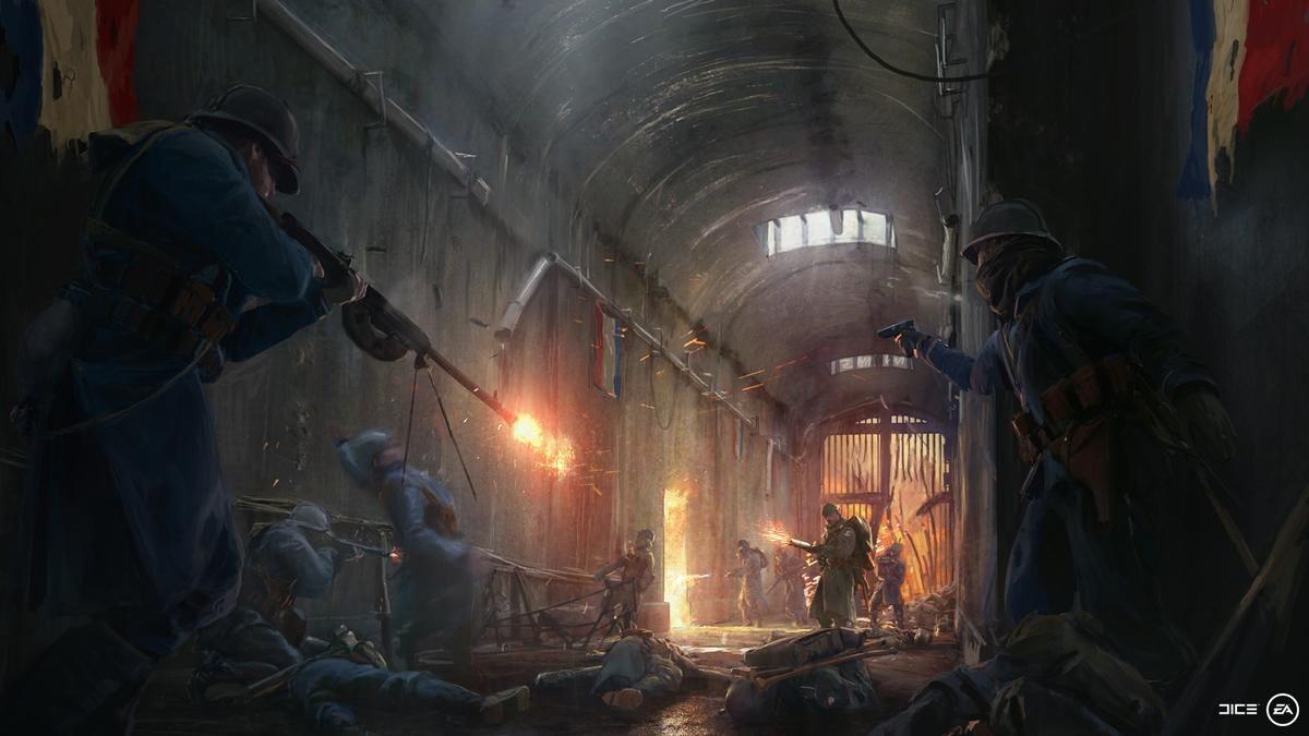 Battlefield 1 anuncia su primer DLC con un teaser