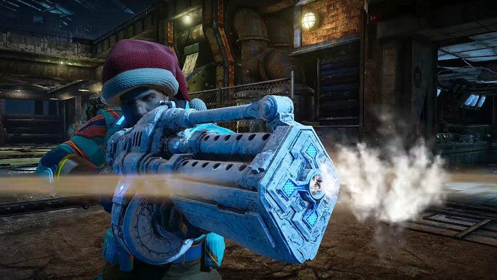 Gears of War 4 recibe su evento navideño acompañado de un nuevo modo de juego