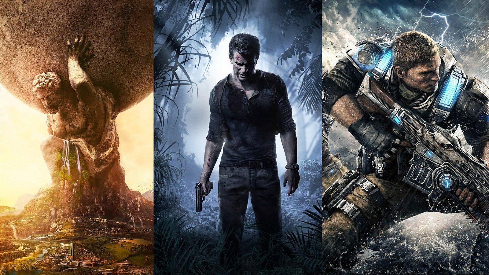 Los mejores videojuegos exclusivos de 2016, mañana en nuestro reportaje