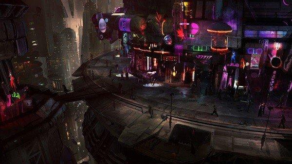 Star Wars 1313: Sale a la luz el arte conceptual del videojuego cancelado