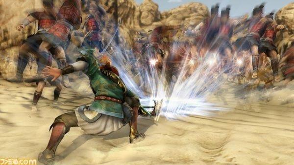 Dynasty Warriors 9: El nuevo juego será de mundo abierto