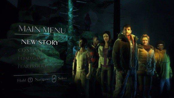Until Dawn: Surge un vídeo del prototipo del juego cancelado para PlayStation 3
