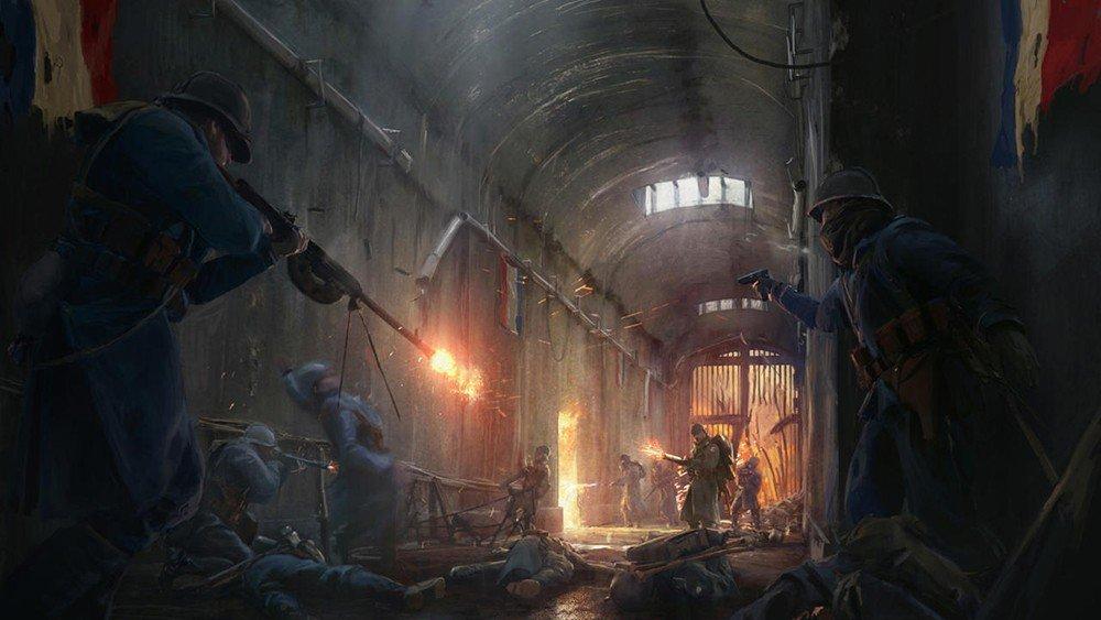 Battlefield 1 comparte las primeras imágenes de su primer DLC