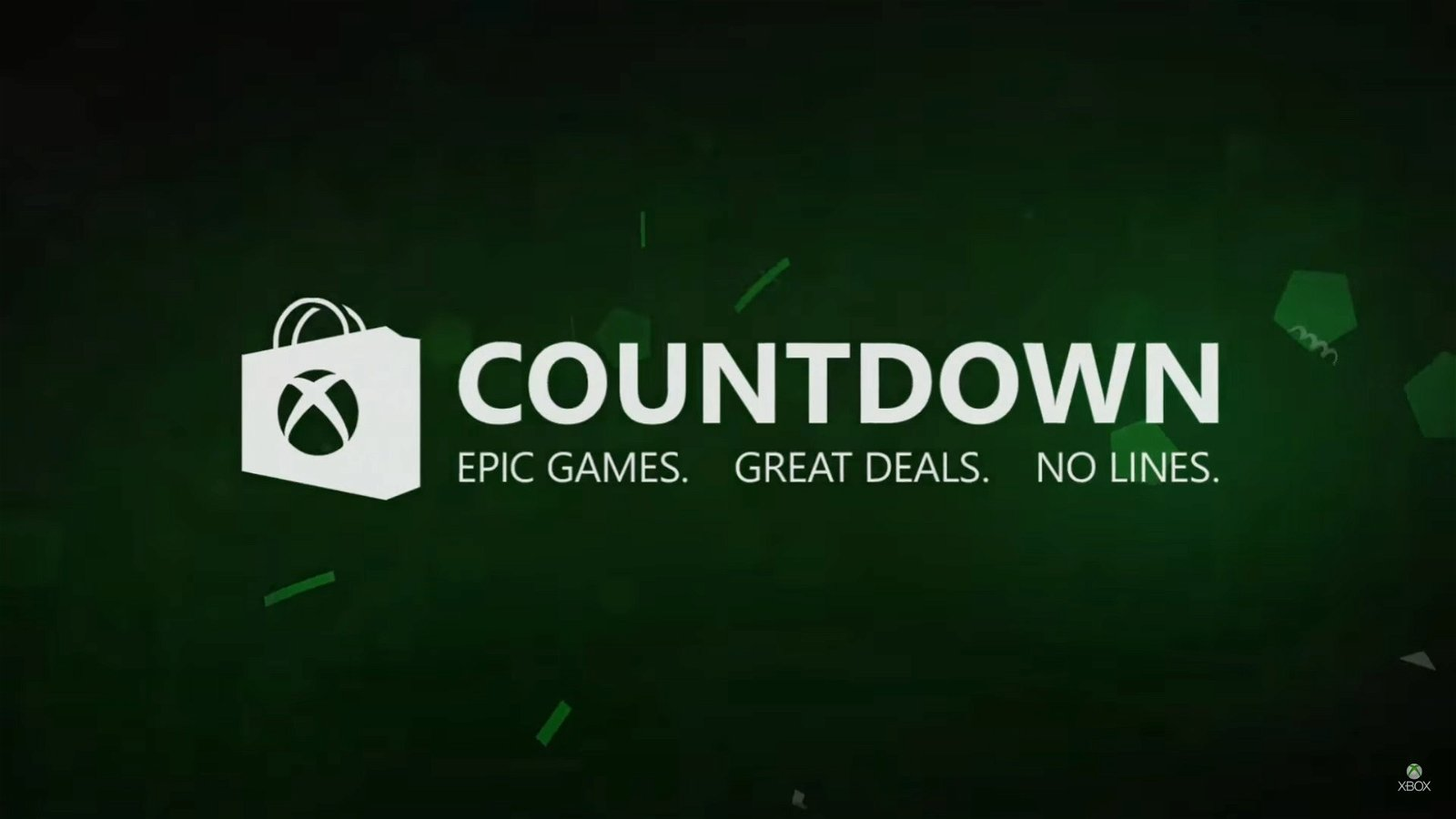 Xbox comienza sus mayores ofertas el 22 de diciembre