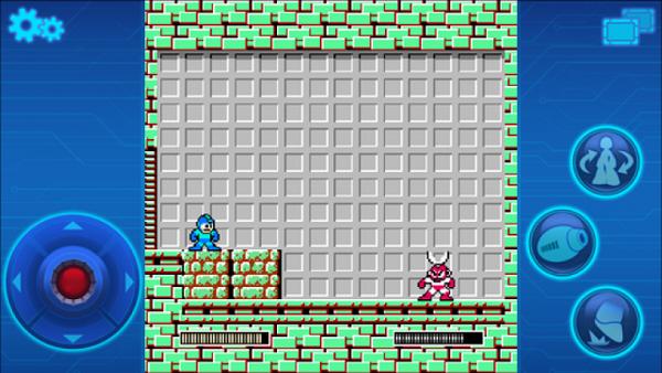 Megaman da el salto a los dispositivos móviles