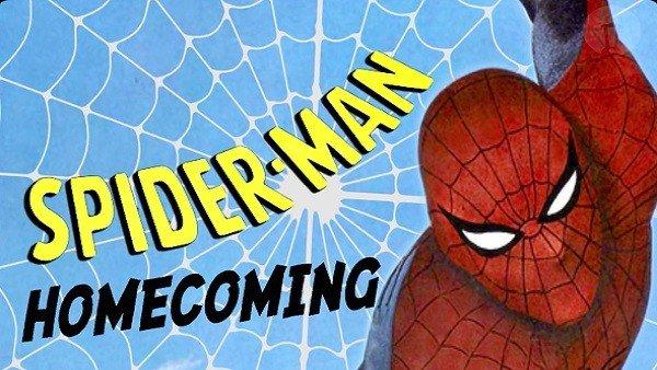 Spider-Man: Homecoming cuenta con su tráiler retro