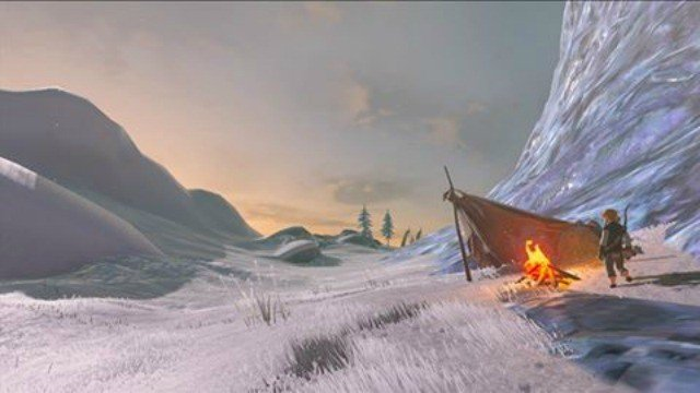 Nintendo comparte una nueva imagen de The Legend of Zelda: Breath of the Wild