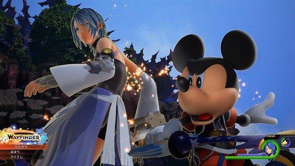 Kingdom Hearts HD 2.8: Final Chapter Prologue se deja ver en nuevas imágenes