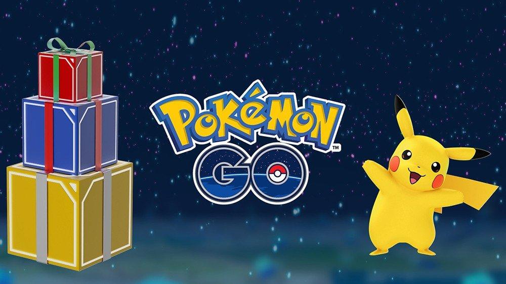 Pokémon GO remonta en Estados Unidos gracias a su evento navideño