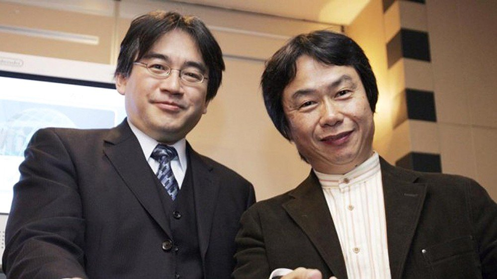 Nintendo Switch también lleva la huella de Satoru Iwata
