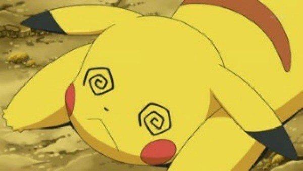 Los desmayos pueden ser una pesadilla para los Pokémon