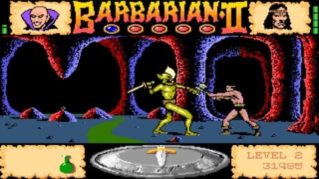 Barbarian II, mañana en nuestro AlfaBetaRETRO