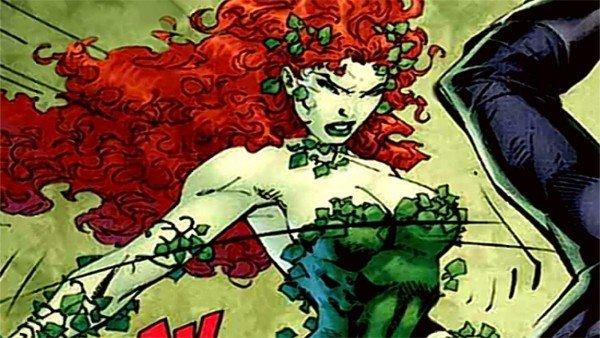 Gotham City Sirens: Así luciría Emma Stone en el papel de Hiedra Venenosa