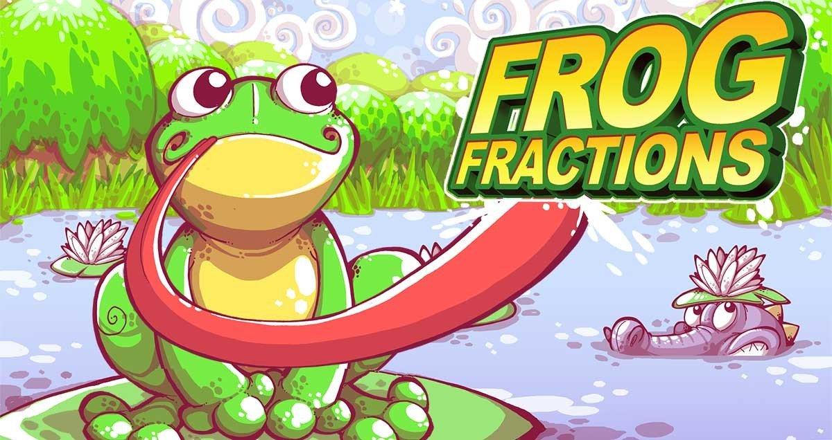 Así se mantuvo Frog Fractions 2 dos años en secreto