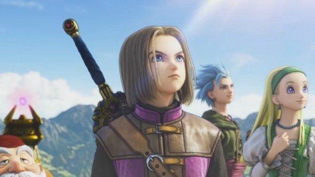 """Dragon Quest XI llega al """"punto álgido"""" de su desarrollo"""