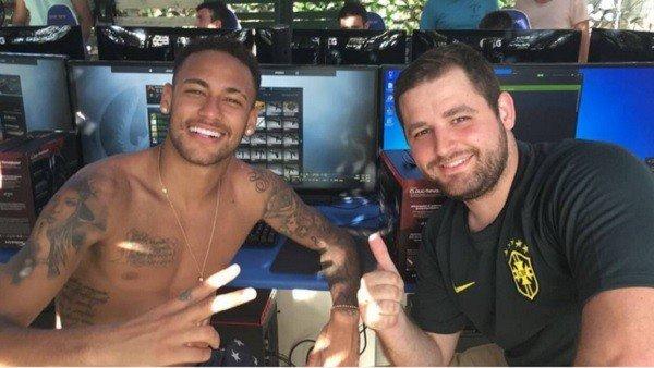 Counter Strike: Global Offensive: Neymar mide sus fuerzas con Fallen