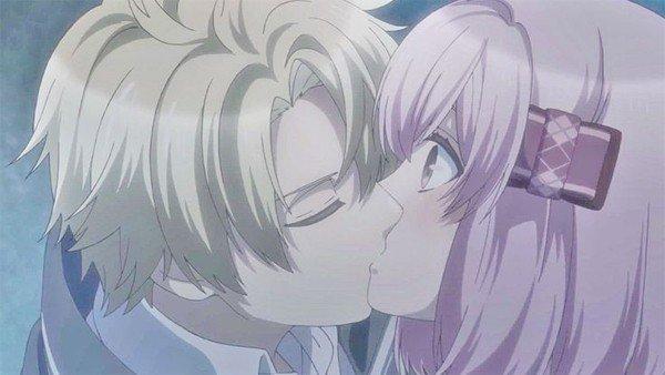 Las mejores relaciones en Animes de 2016
