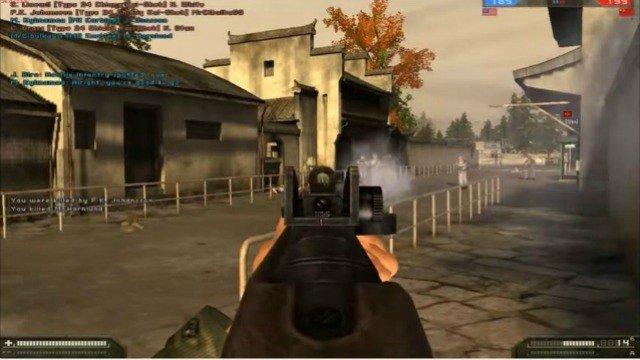 Battlefield 2 revive la Guerra de Corea con este mod