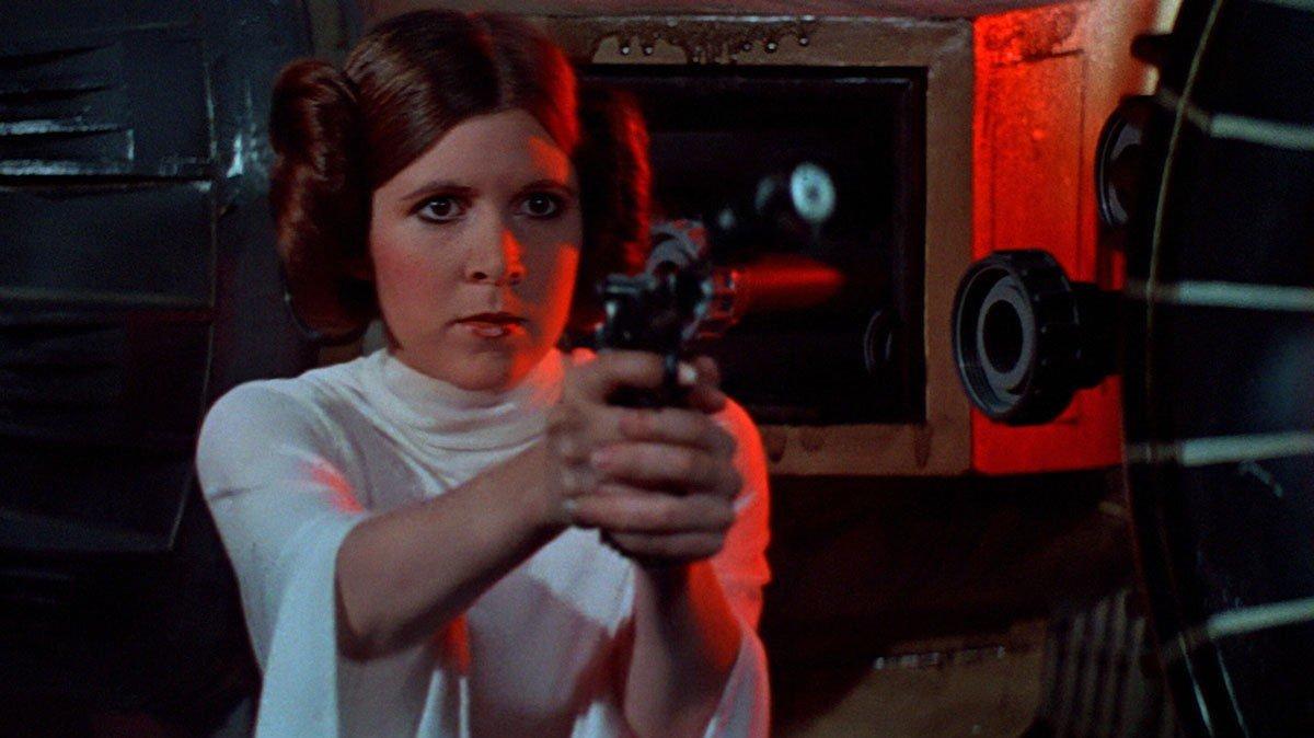 Star Wars: Episodio IX: Carrie Fisher no aparecerá en la película