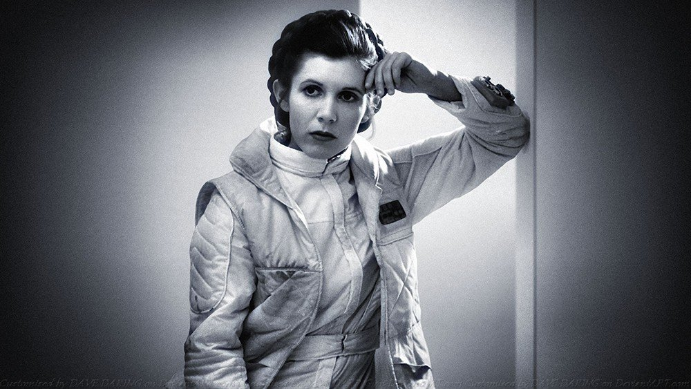Star Wars: Homenajean a Carrie Fisher interpretando el tema de Leia a piano