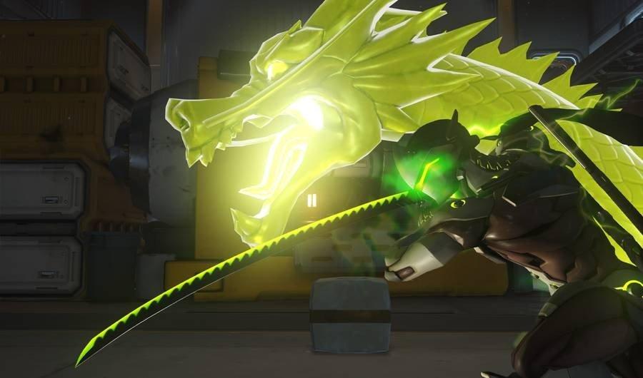 Overwatch: Un glitch del juego permite a Genji usar su Ultimate infinitamente