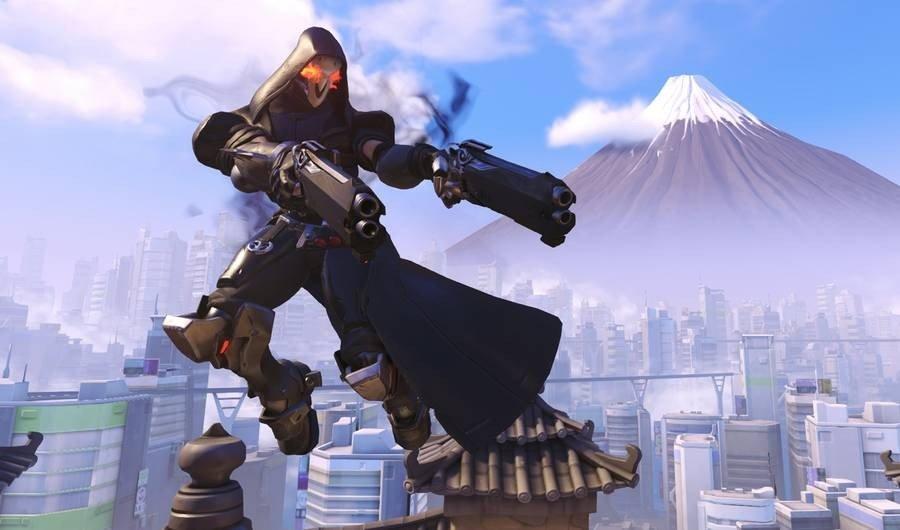 Overwatch: Los mejores cómics de Reaper