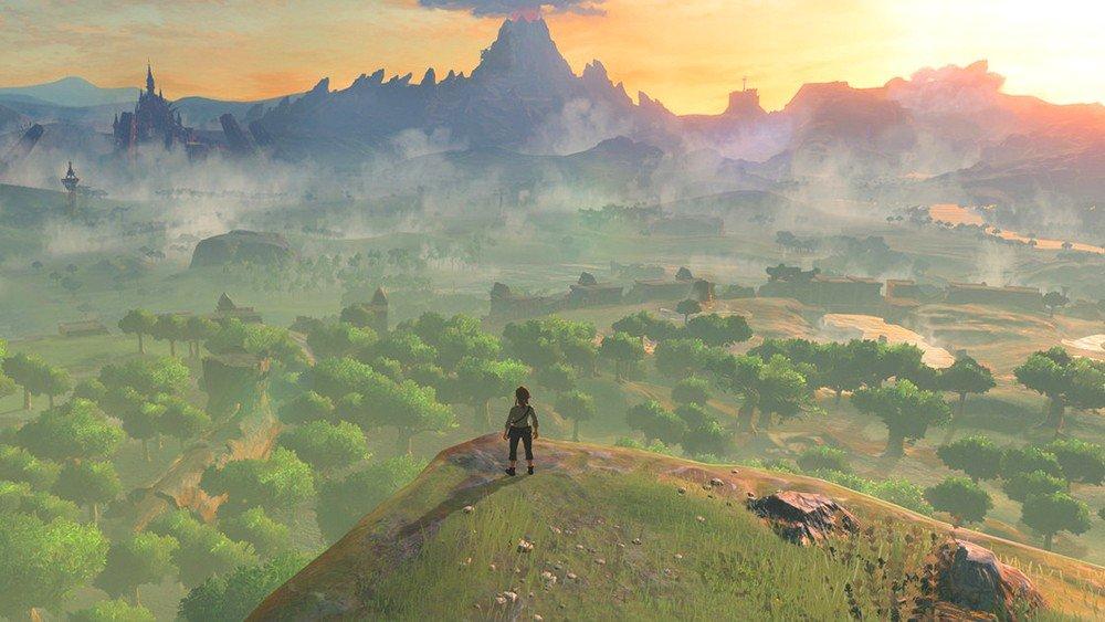 The Legend of Zelda: Link vestirá su túnica verde en Breath of the Wild