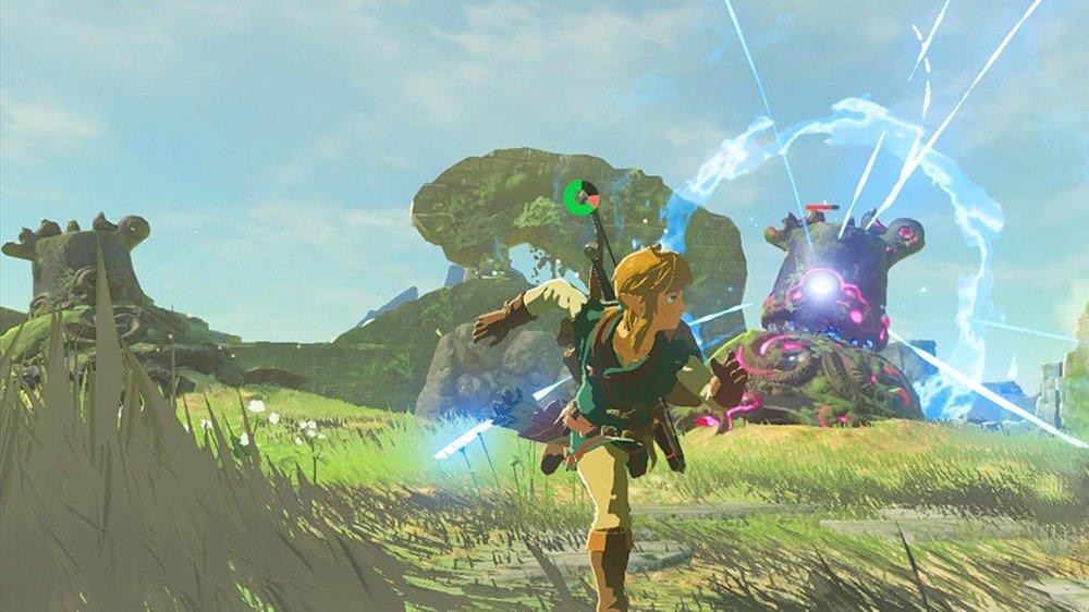The Legend of Zelda: Breath of the Wild sería uno de los títulos de lanzamiento de Nintendo Switch