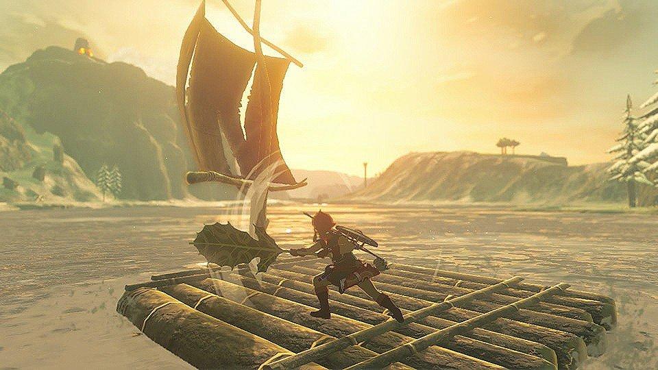 The Legend of Zelda: Breath of the Wild es completado al 100% en menos de 50 horas