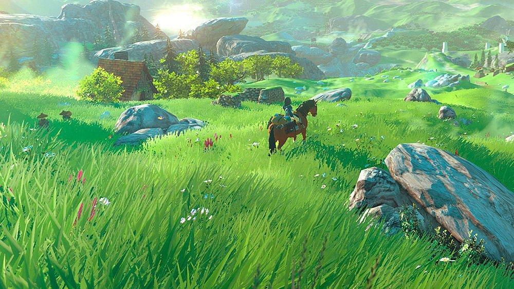 The Legend of Zelda: Breath of the Wild: Se filtra la posible fecha de lanzamiento