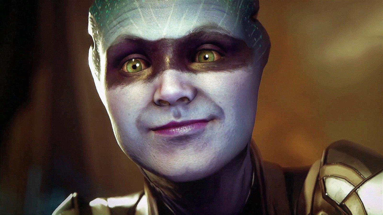 Mass Effect: El asistente de voz Amazon Echo esconde un guiño al juego