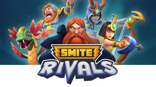 Anunciado Smite Rivals, un nuevo juego de cartas y estrategia