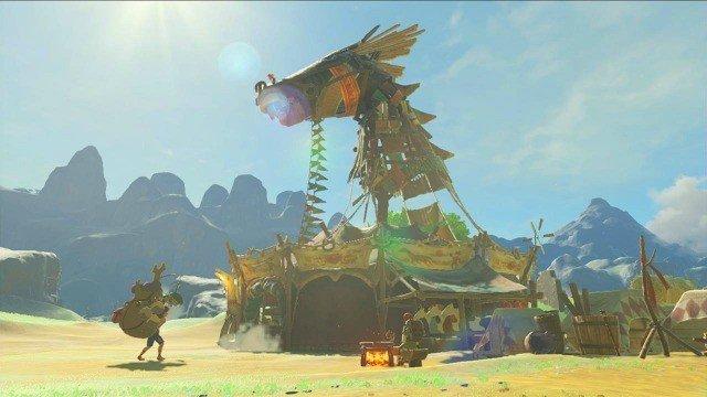 The Legend of Zelda: Breath of the Wild apunta al regreso de cierto personaje