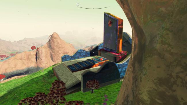 No Man's Sky: Un mod incorpora nuevas estructuras alienígenas