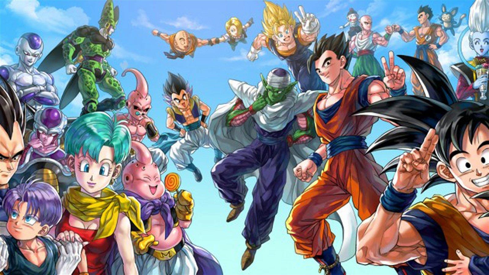 Dragon Ball tiene un cortometraje que fusionaba animación tradicional con CGI